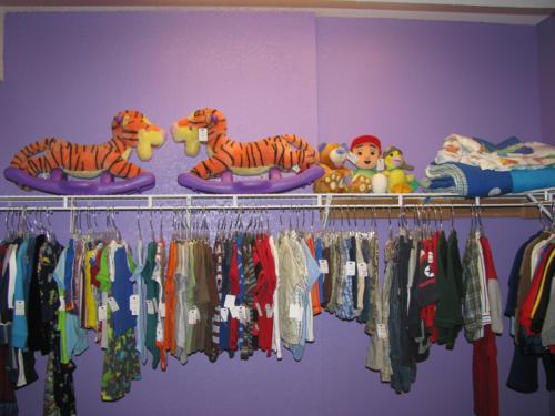 Kids Clothes and Toys